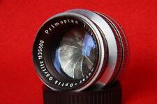 PRIMOPLAN 1.9/58mm red V , M42 CLAD-read description