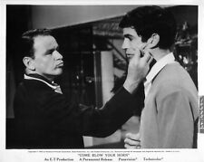 COME BLOW YOUR HORN  1963 8X10 FRANK SINATRA TONY BILL