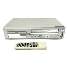 Emerson Dvd/ Vcr Combo Player Ewd2202 with Remote ~ Tested