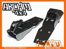 "ARCHM4X4 NISSAN PATROL GQ GU DROP BOXES TO SUIT 3"" 4"" 5""INCH SUSPENSION LIFT KIT"