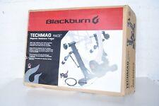 Blackburn Tech Mag Race Machine Indoor Bicycle Trainer Gray Resist Unit