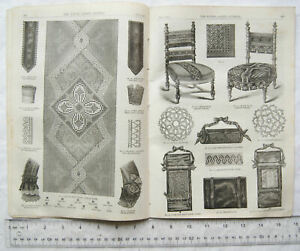 1870 The Young Ladies Journal Vol. III, No. 322 - stories, crafts, home, music