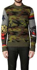 DIESEL K-maddog wool-blend jumper Size M RARE!!!!