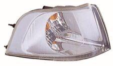 para VOLVO V40 Mk1 5/2000-8/2004 Frontal Transparente Lámpara de Luz Indicadora
