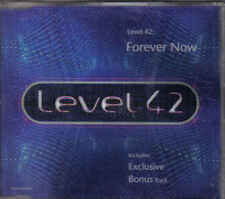 Level 42-forever now cd maxi single