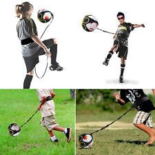 KQ_ Football Soccer Sports Practice Skills Training Self Equipment Game Ball Qua