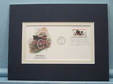 Great American Cars - The 1894 Haynes Automobile & First day Cover of its stamp