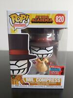 Animation Funko Pop - Mr. Compress - My Hero Academia - NYCC Exclusive - No. 820