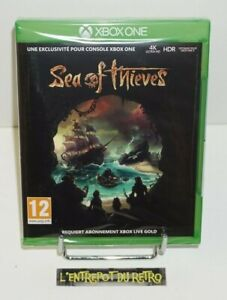 ++ jeu XBOX ONE sea of thieves NEUF sous blister ++