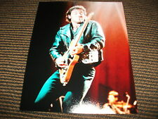 Bruce Springsteen The Boss Color 8x10 Photo Music Sexy Promo Rare Live