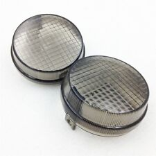 Fit For Vulcan 2000 1600 Classic Nomad Cruisers Smoke Turn Signal Lens