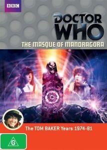Doctor Who - The Masque Of Mandragora (DVD, 2010) BBC