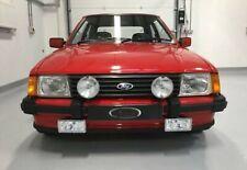 Ford Escort XR3i engine bay Sticker/Decal set