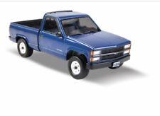 Chevrolet Silverado DLX (1997) Diecast 1:43 Argentina Modern Cars 80/90 w/Mag