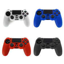 1x Silicone PS4 Game Case Skin for Sony Playstation Dual Shock Controller Covers