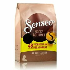 Senseo Mocca Gourmet Coffee Pods 48-count Pods Rich Coffee Beans Smooth Flavor