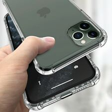 Case for iPhone 12 8 7 6 11 Plus XR MAX ShockProof Soft TPU Silicone Phone Cover