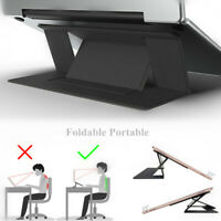 Portable Adjustable Invisible Laptop Stand Folding Notebook Computer Holder Tool