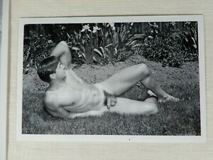 Unique Male Nude Photographs, Physique Photography, Don Whitman Collection 6