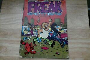 Further Adventures Fabulous Furry Freak Brothers  #2 1976 UK 75p Gilbert Skelton