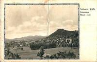 sl 113 1937 POSTUMIA POSTOJNA (Slovenia) con Monte Sovic panorama viagg -FP