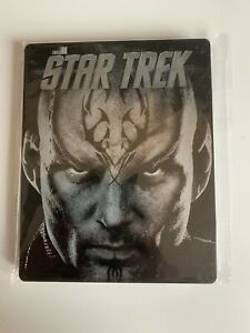 Star Trek Blu Ray Steelbook Limited Edition