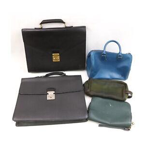 Louis Vuitton Hand Bag Clutch Pouch Brief Case 5pc set Speedy 25 525651