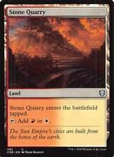 x1 STONE QUARRY 495 COMMANDER LEGENDS CMR Magic CARD MTG PP