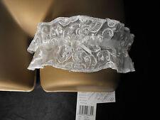 de Luxe Mariage Noces jarretière Taille Unique Ivoire 100% polyester Lepel 81109