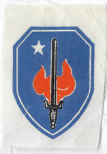 ARVN Dong Da Training Center Patch