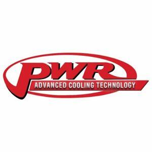 PWR FIT PORSCHE 928 S4 V8 1987-1989 (No Oil Coolers) 55MM Radiator