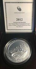 2012 P Chaco  ATB 5 oz silver coin with OGP & COA