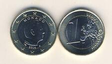 1 Euro Kursmünze 2014 Monaco