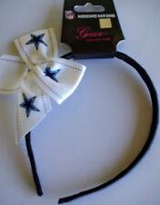 Dallas Cowboys Football NFL Grace Collection Bow Headband