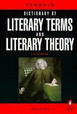 A Dictionary of Literary Terms and Literary Theory (Dictionary, Penguin)