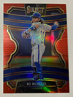 2020 BO BICHETTE SELECT RED PRIZM RC ROOKIE /199 SP Possible PSA 10 💰💰💰💰