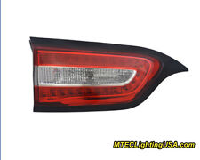 TYC Left Inner Side Tail Light Lamp Assembly for Jeep Cherokee 2014-2015