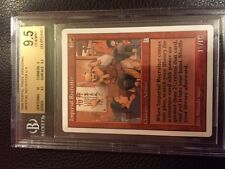 BGS Portal Three Kingdoms Imperial Recruiter 9.5 Magic Beckett Graded MTG