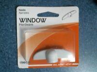 White Slide-Co 17243-2-W T-Window Crank Handle 3//8