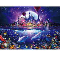 Jigsaw Puzzle 2000 Super Small Pieces - Lassen Dream Time (Glowing) (38x53cm)