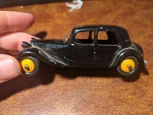 DINKY TOY 24N CITROEN 11BL - model car