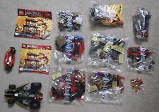 USED Lego Ninjago Fire Temple 2507 + Extra USED