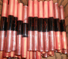50 YBF YOUR BEST FRIEND Lip gloss duo CAPTIVATING CORAL/POWERFUL PINK