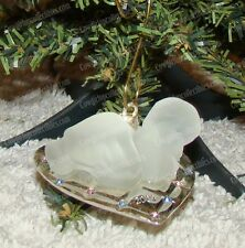 6268827 - Baby 1st Christmas (Gorham) Crystal Ornament, 2006
