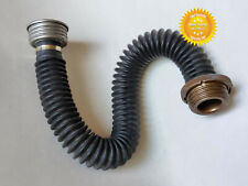 Black Hose Tube Pipe Soviet Russian Military Gas mask New Rubber 40mm Original