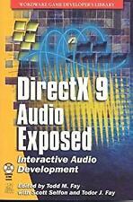 DirectX Audio Exposed : Interactive Audio Development by Wordware Publishing