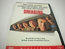 SNEAKERS DVD WIDE SCREEN (GENTLY PREOWNED)