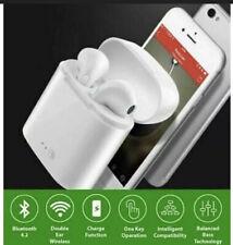 i7S-MiNi TWS Wireless Headphones/Earphones New boxed For ANY Bluetooth Device