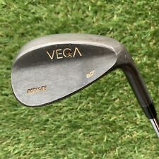 Japan Forged Vega RAFW-08 Wedge 60 Degree with FST 125 Steel Shaft
