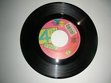 Freestyle Dance House 45  Dino - Never 2 Much Of U  4th & Broadway  NM 1989
